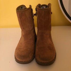 Ugg - Little Girl Brown Ugg Boots